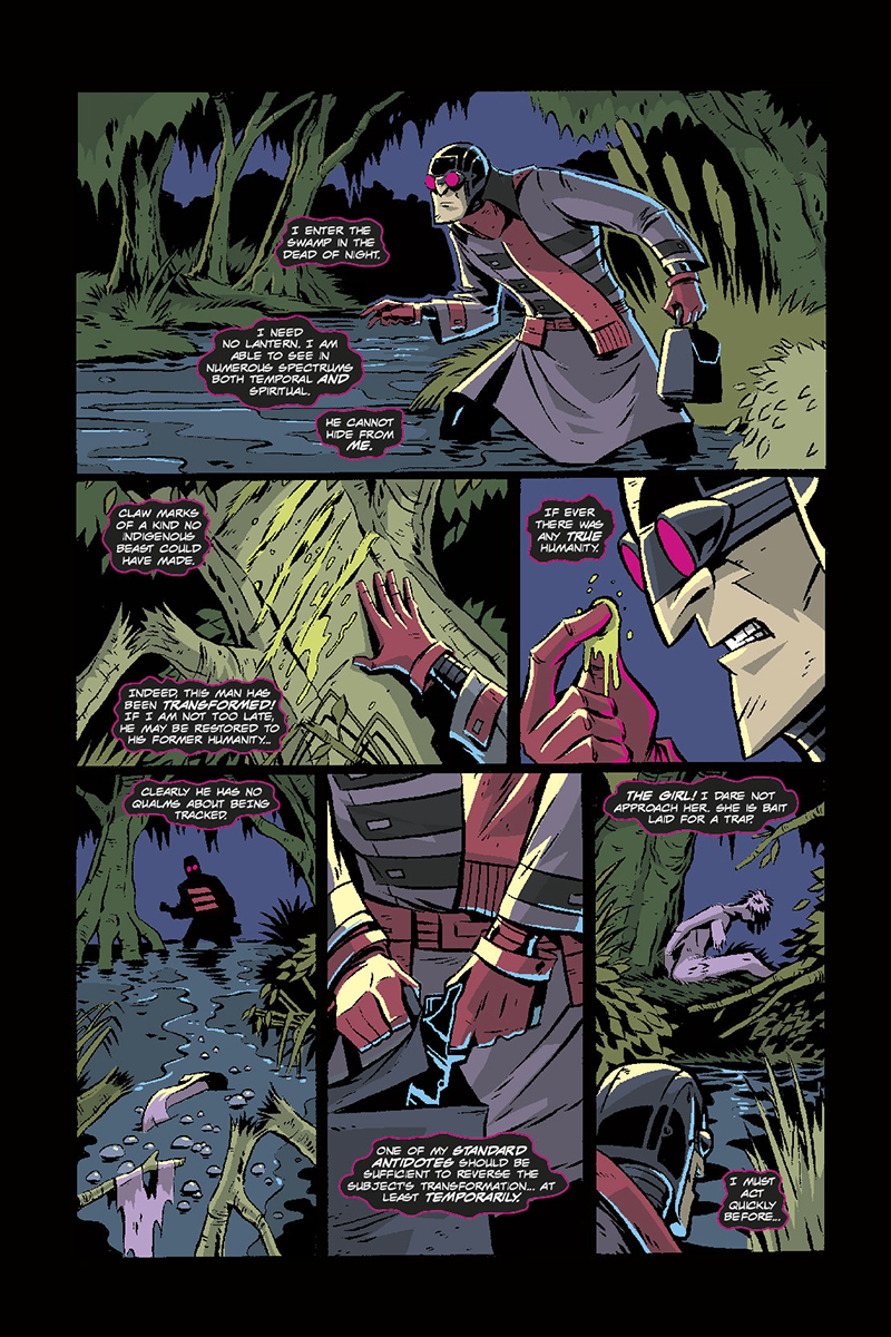 The Monster of Magnolia Marshes | Page 18